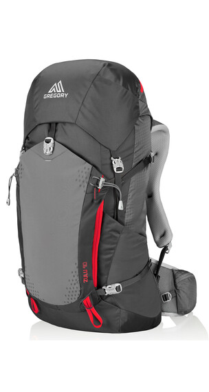 Gregory Zulu 40 - Mochilas trekking y senderismo - L gris